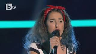 The Voice: Very Good Perfomances of new Rock Songs
