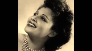 Rita Montaner, Siboney, la interpretación original de la canción  ריטה מונטנר