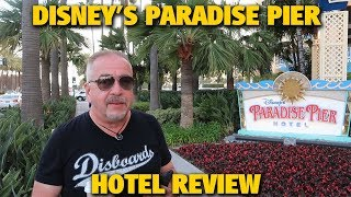 Disney's Paradise Pier Hotel Review | Disneyland California