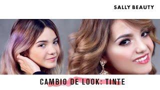 Cambio De Look  Tinte