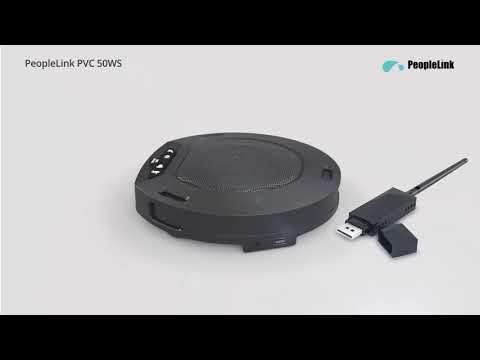 Wireless Conference Speakerphone- PVC 50 WS