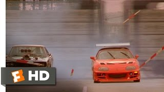The Fast and the Furious (2001) - Brian Races Dominic Scene (10/10) | Movieclips