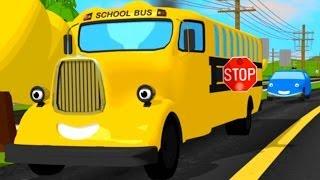 Развивающий мультфильм про паровозик Шонни. Учим Дорожные Знаки