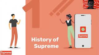 IBE Presentation - F - 8 - Supreme: Why Supreme become so Popular Brand in the World.