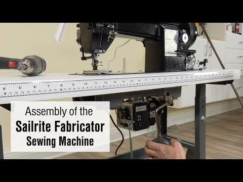 Fabricator Industrial Sewing Machine Upholstery Leather Sewing Fascinating Sailrite 111 Sewing Machine Reviews