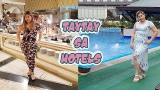 TAYTAY HAUL TRY ON Sa Mga HOTELS!!!! Fasion Walk Part 3