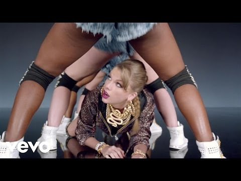 Taylor Swift Shake It Off thumbnail