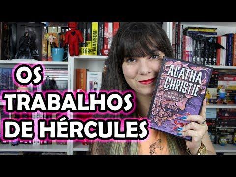 Os Trabalhos de Hércules - Agatha Christie [RESENHA]