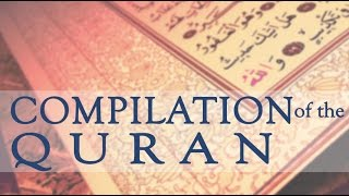 Q&A: Why isn't the Quran Compiled Chronologically?