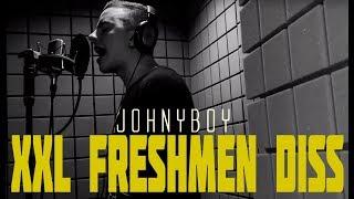 💥РЕАКЦИЯ💥 Johnyboy - XXL Freshmen Diss (Соня Мармеладова Challenge)