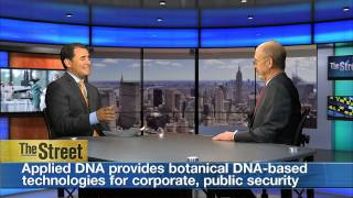 Top Line Steadily Rising as Applied DNA Sciences Makes its Mark