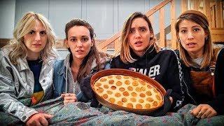 Nuit d'angoisse avec Netflix et Marianne