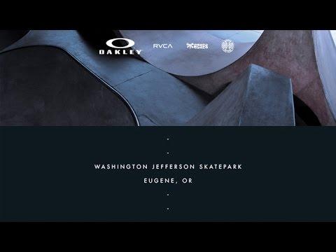 Josh Borden | On Location: Washington Jefferson Skatepark - Eugene, OR