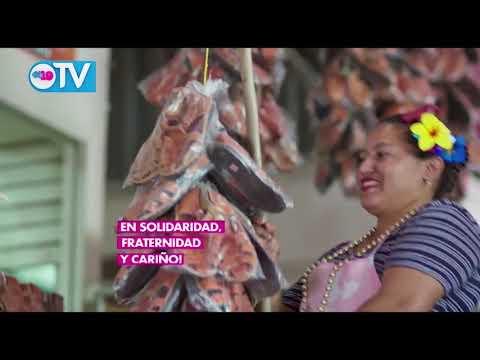 Nicaragua: Semana Santa en Familia
