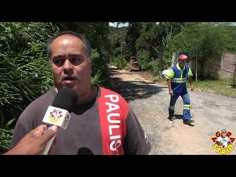 Marquinhos do Táxi agradece a Reportagem do Agora é Sério e Suspende a Manifestação na Br 116 após o trabalho do DER na SPA 070/230 Estrada velha de Juquitiba