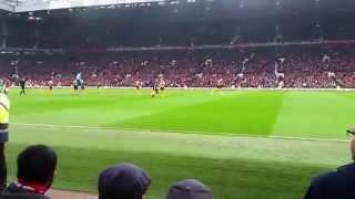 Manchester United Vs Hull City AFC   29 November 2014