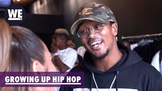 Romeo Would Have Given Angela Simmons Babies | Growing Up Hip Hop | WE tv