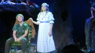 """McKenna (Kenny) Wells(16) """"Distant Melody"""" from Peter Pan the Musical"""