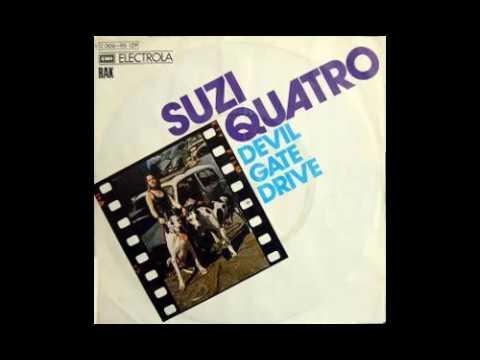 Suzi Quatro - Devil Gate Drive - 1974