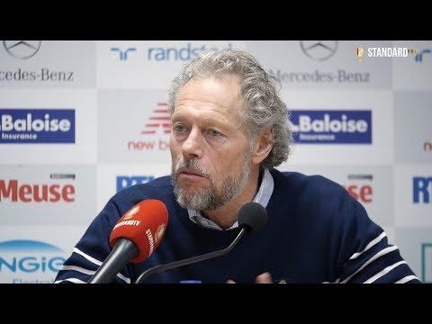 Analyse de notre coach après Standard - Antwerp