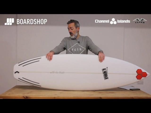 Channel Islands OG Flyer Surfboard Review
