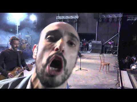 Abel Pintos video Revolución - San Juan - Marzo 2015