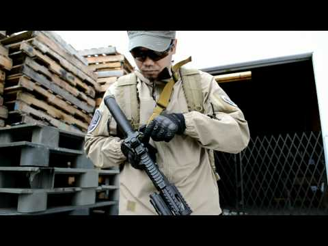 1 2 3 Point Gun Slings - How to Video and Rifle Sling Demo (видео)