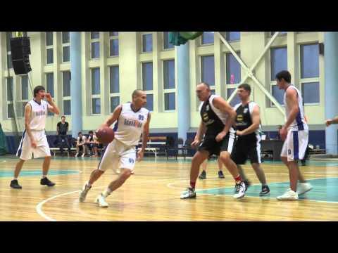 Обзор 9 тура любительского чемпионата по баскетболу