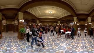 """Mamma Mia! Ci Risiamo   """"Waterloo"""" Music Video 360"""