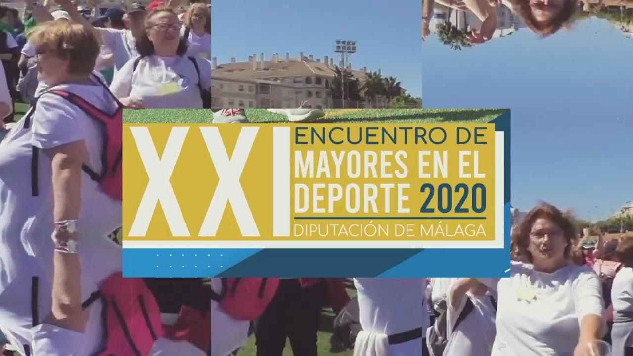 XXI Encuentro para mayores en el Deporte