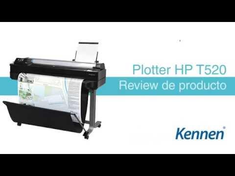 Plotter HP Desingjet T520