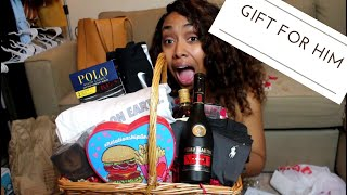 VALENTINES DAY GIFT FOR HIM| VALENTINES BASKET| POLO