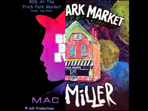 BDE at the Frick Park Market - Single - Prod: Jay Keys
