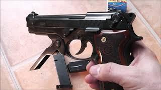 Reck Miami Mod. 93 // 9mmPAK // Schreckschusspistole Review // PTB-494