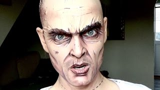 Trevor Philips (GTA) makeup transformation!!!