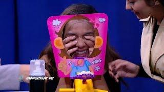 Korban Pie Face Tercepat di Tonight Show