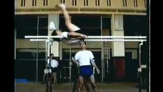 Video Café The Krym - Prapory (gymnastics video version)