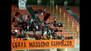 preview picture of video 'Videotifo Viola Reggio Calabria-Andrea Costa Imola (22/2/2015)'