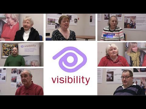 Visibility Sight Loss Charity Glasgow - Scottish Mentoring Network - Sight Loss Awareness Video