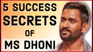 5 Success Secrets of MS Dhoni [Hindi] Think and Win Like Dhoni.