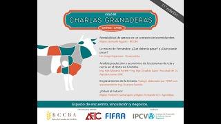 Charlas Granaderas - 06/12/19 - 13 hrs