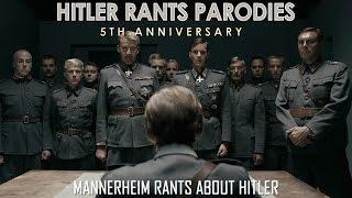 Mannerheim rants about Hitler
