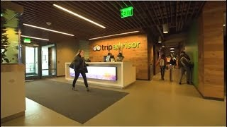 Working At TripAdvisor - Tour The Headquarters