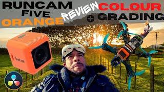 RunCam 5 Orange Review: Raw And Colour Graded FPV Footage Plus App Setup
