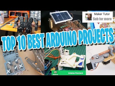 Cool Arduino Projects Compilation 6