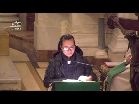 Laudes et Messe du 16 février 2021 à Notre-Dame de la Garde
