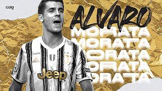 Alvaro Morata • Welcome BACK to Juventus • 2020