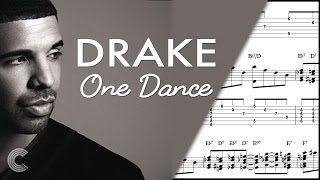 """Alto Sax - """"One Dance"""" - """"Drake"""" Sheet Music, Chords, and Vocals"""
