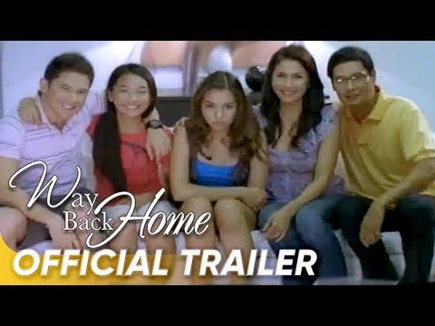 Official Trailer | 'Way Back Home' | Kathryn Bernardo and Julia Montes
