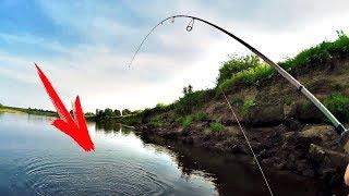 ОФИГЕТЬ! ВОТ ЭТО ПОКЛЁВКИ! Ловля Судака на Джиг - Рыбалка на Спиннинг в Августе на Реке